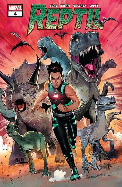 Reptil #4 (2021)