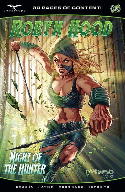Robyn Hood – Night of the Hunter (2021)