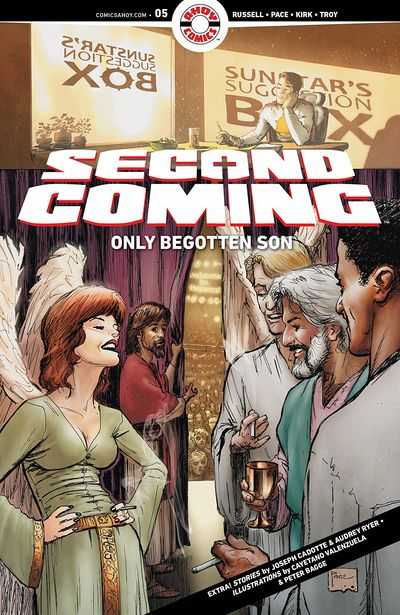Second Coming – Only Begotten Son #5 (2021)