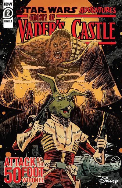 Star Wars Adventures – Ghosts of Vader's Castle #2 (2021)
