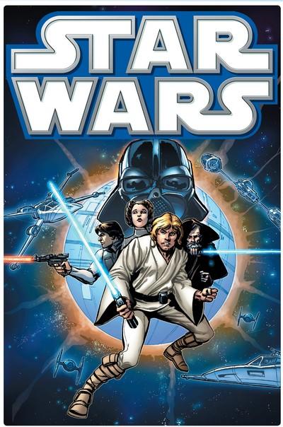 Star Wars – The Newspaper Strips (NewsArch)