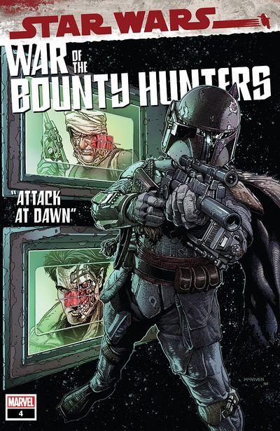 Star Wars – War Of The Bounty Hunters #4 (2021)