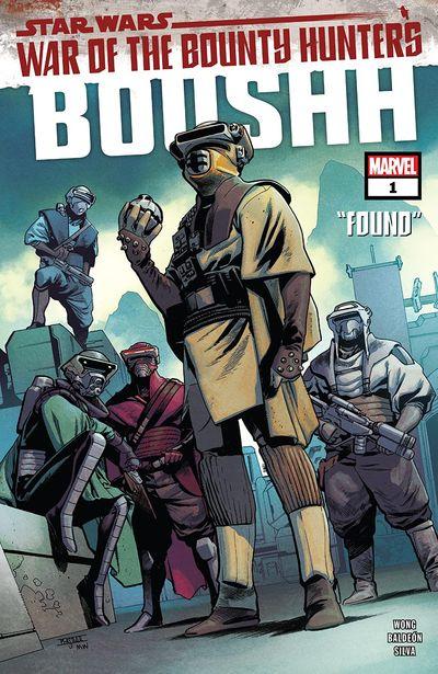 Star Wars – War of the Bounty Hunters – Boushh #1 (2021)