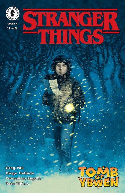 Stranger Things – The Tomb of Ybwen #1 (2021)