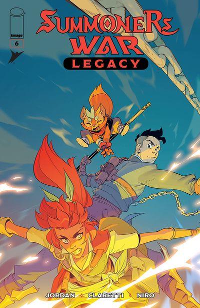 Summoner's War – Legacy #6 (2021)
