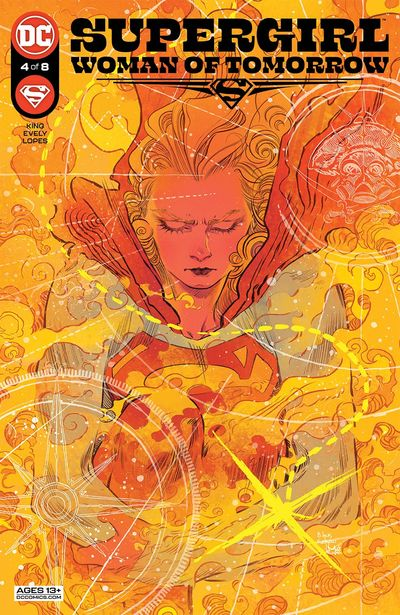 Supergirl – Woman of Tomorrow #4 (2021)