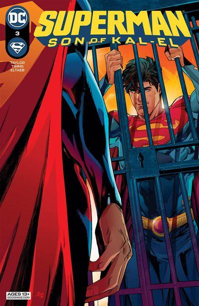 Superman – Son of Kal-El #3 (2021)