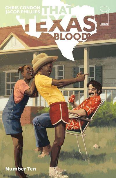 That Texas Blood #10 (2021)