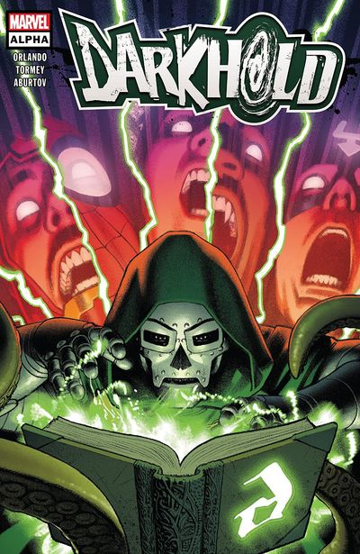 The Darkhold Alpha #1 (2021)