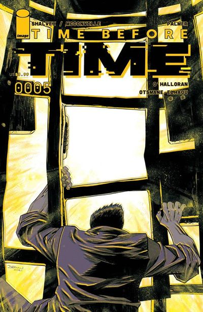 Time Before Time #5 (2021)