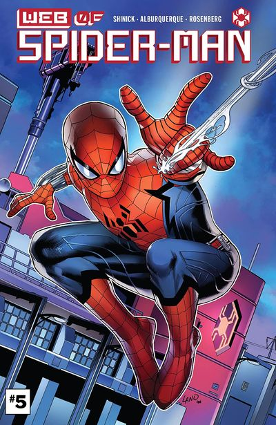 W.E.B. Of Spider-Man #5 (2021)