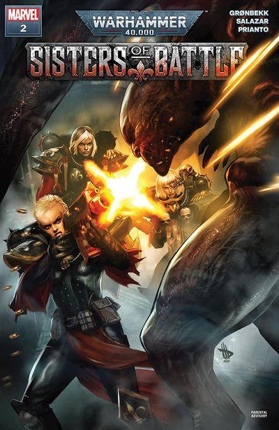 Warhammer 40,000 – Sisters Of Battle #2 (2021)