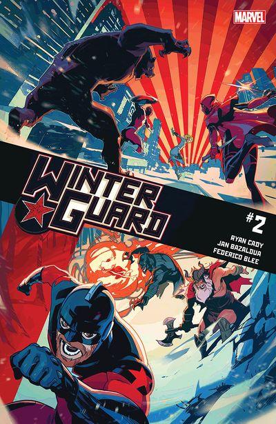 Winter Guard #2 (2021)