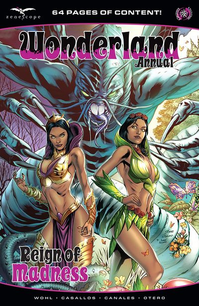 Wonderland Annual – Reign of Madness (2021)