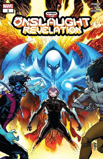 X-Men – Onslaught Revelation #1 (2021)