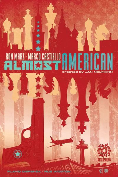 Almost American #2 (2021)