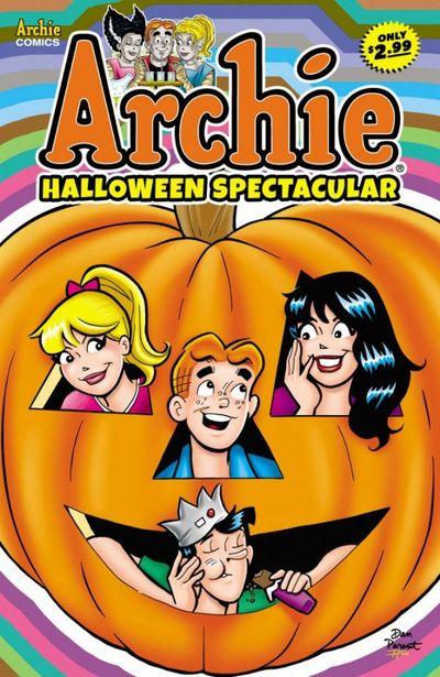 Archie Halloween Spectacular 2021