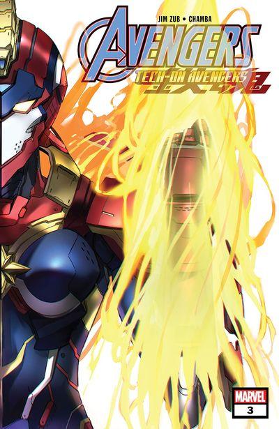 Avengers – Tech-On #3 (2021)