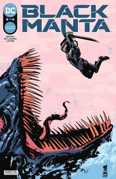 Black Manta #2 (2021)
