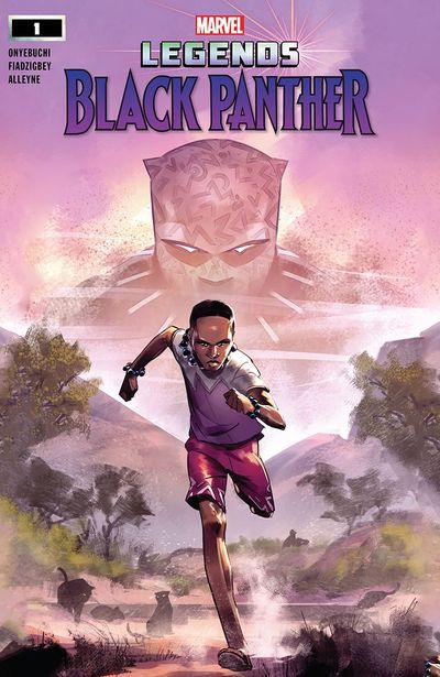 Black Panther Legends #1 (2021)