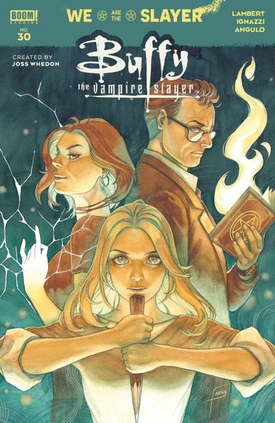 Buffy the Vampire Slayer #30 (2021)