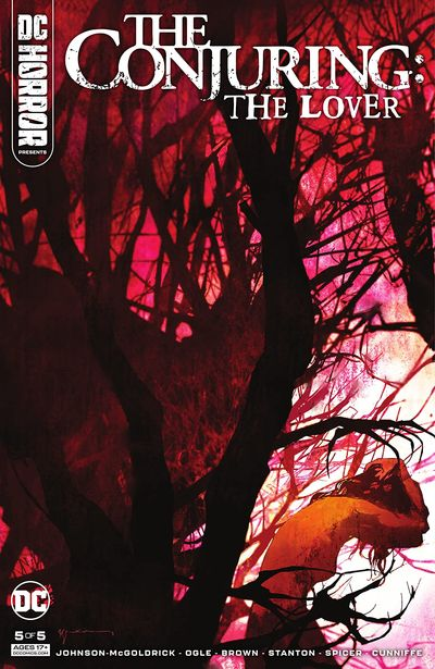 DC Horror Presents – The Conjuring – The Lover #5 (2021)