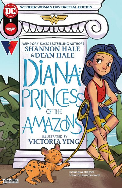 Diana – Princess of the Amazons Wonder Woman Day Special Edition #1 (2021)