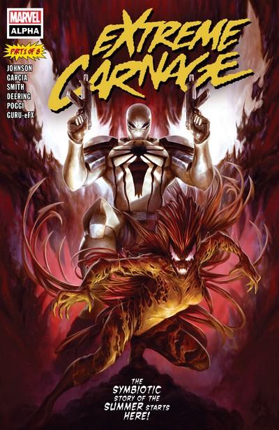 Extreme Carnage (Story Arc) (2021)