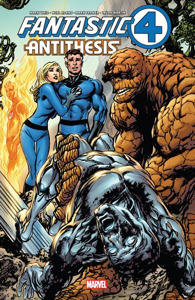 Fantastic Four – Antithesis (TPB) (2021)