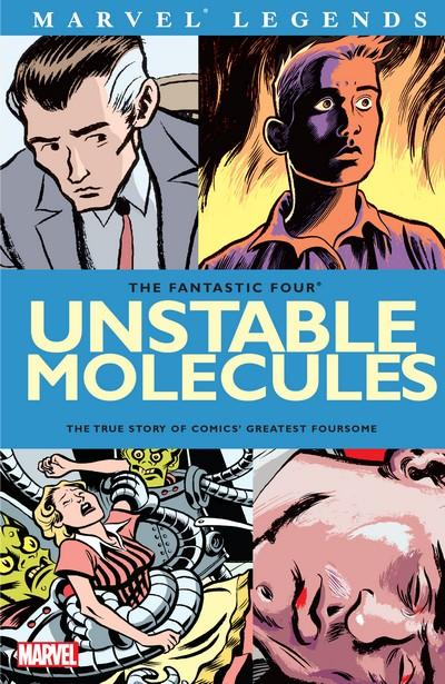 Fantastic Four – Unstable Molecules (TPB) (2021)