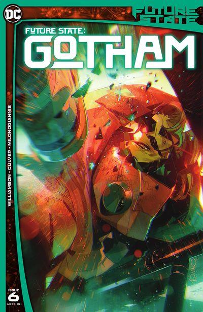 Future State – Gotham #6 (2021)
