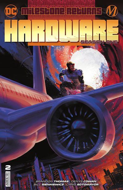 Hardware – Season One #2 (2021)