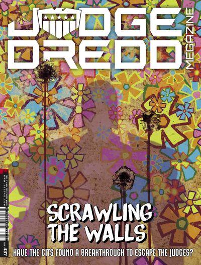 Judge Dredd Megazine #437 (2021)