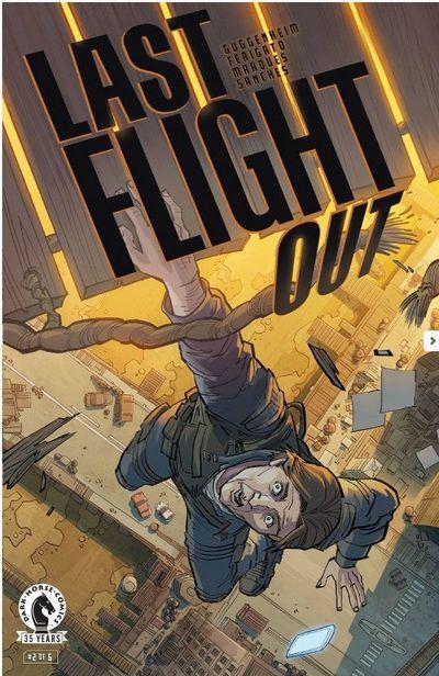Last Flight Out #2 (2021)