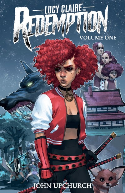 Lucy Claire – Redemption Vol. 1 (TPB) (2020)