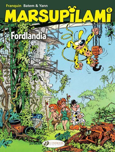 Marsupilami #6 – Fordlandia (2021)