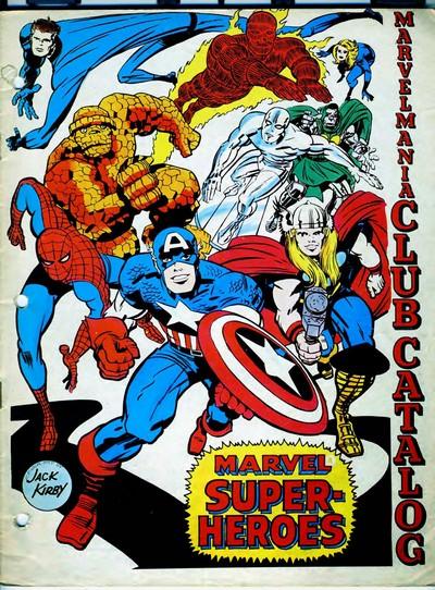Marvelmania International (1969-1971)