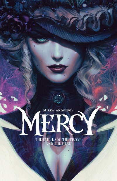 Mirka Andolfo's Mercy – The Fair Lady, the Frost, and the Fiend (TPB) (2020)