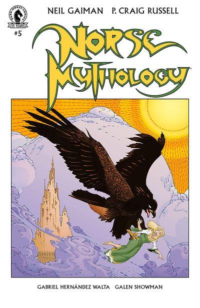 Norse Mythology II #5 (2021)