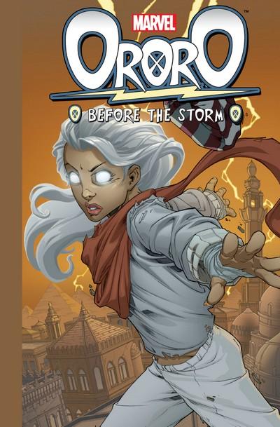 Ororo – Before The Storm (2005)