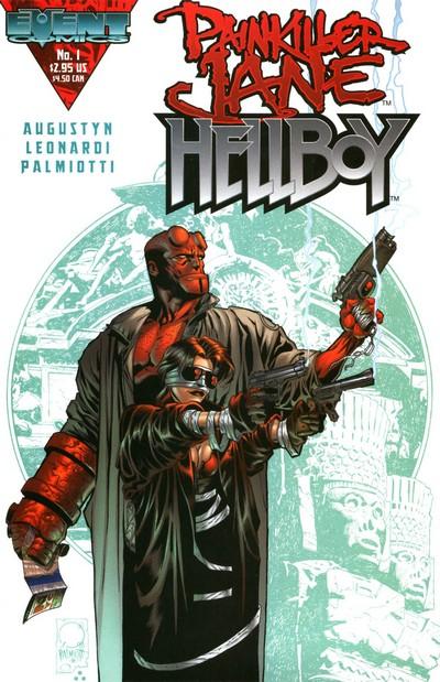 Painkiller Jane – Hellboy #1 (1998)