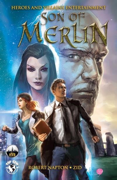 Son of Merlin Vol. 1 (TPB) (2013)