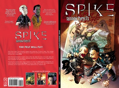 Spike – Shadow Puppets (TPB) (2007)