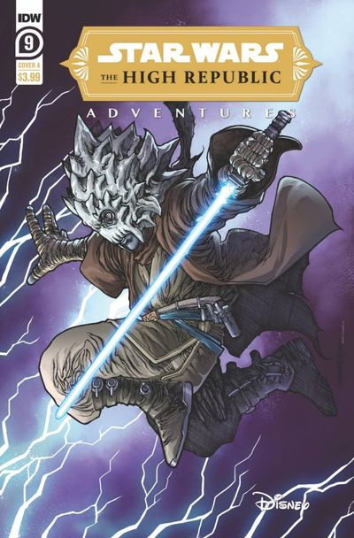 Star Wars – The High Republic Adventures #9 (2021)