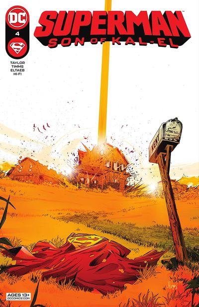 Superman – Son of Kal-El #4 (2021)