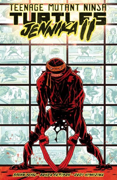 Teenage Mutant Ninja Turtles – Jennika II (TPB) (2021)