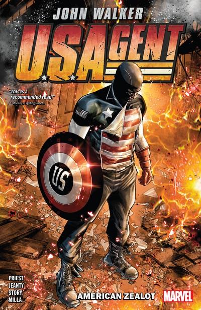 U.S.Agent – American Zealot (TPB) (2021)