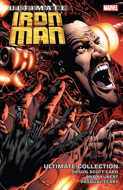 Ultimate Comics Iron Man – Ultimate Collection (2020)