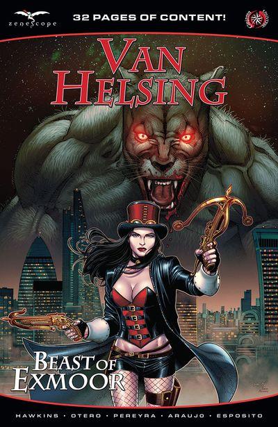 Van Helsing – Beast of Exmoor #1 (2021)