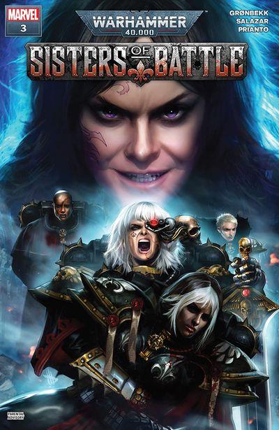 Warhammer 40,000 – Sisters of Battle #3 (2021)